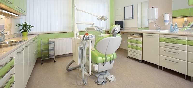 IWC dental office cleaning services