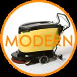 modern cleaning machine