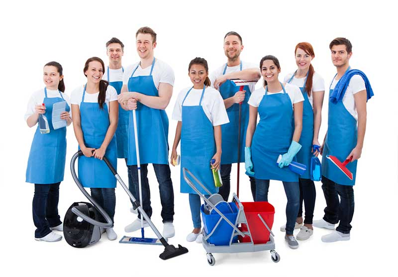 hiring cleaning service 7 mistakes
